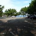 一本松展望台駐車場