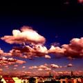 Photos: ベルリンの空