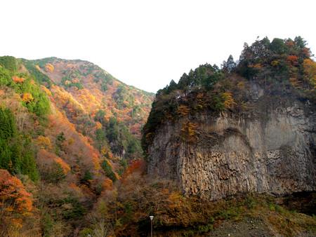 IMG_7224 巌立峡と紅葉