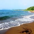8月の潮騒~野塚海岸~