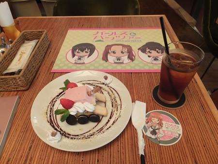 ufotable Cafe TOKYO003