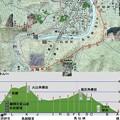 Photos: カシミール3Dによる地質の表現;考古・歴史との連携