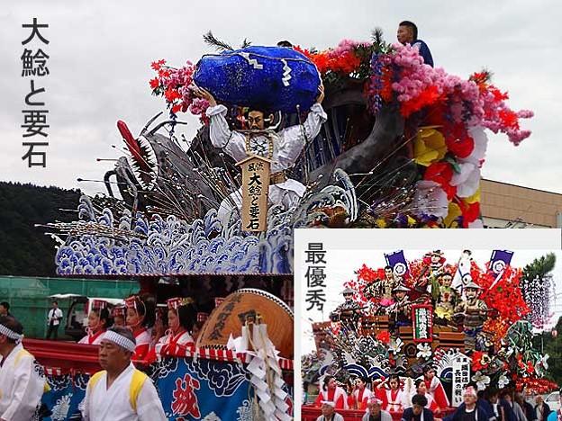 秋祭り;Floats festival