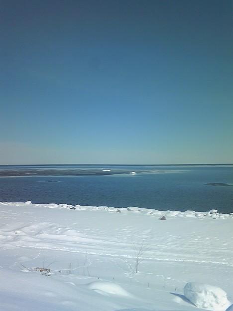 ちょびっと流氷。 ~雄武町~ - 写真共有サイト「フォト蔵」