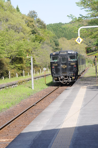 嘉例川駅 (9)