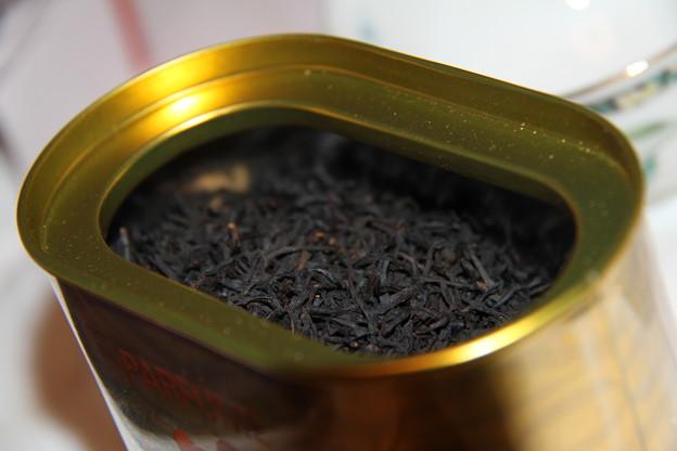 FAUCHON CREME DE CARAMEL(フォション キャラメルクリーム)の茶葉
