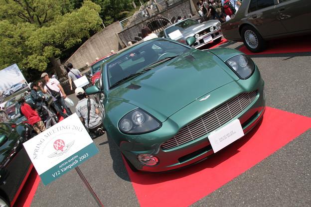 2003 Aston Martin V12 Vanquish