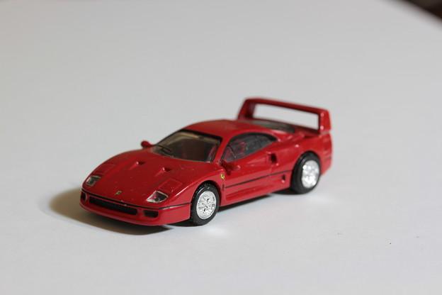 Ferrari F40(フェラーリ F40)前側