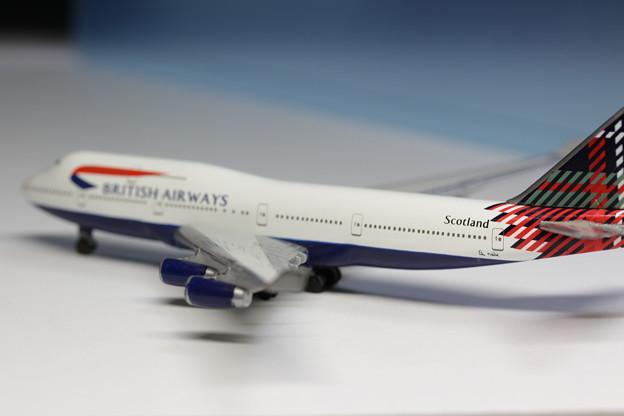 British Airways Boeing 747-400 Scotland (3)