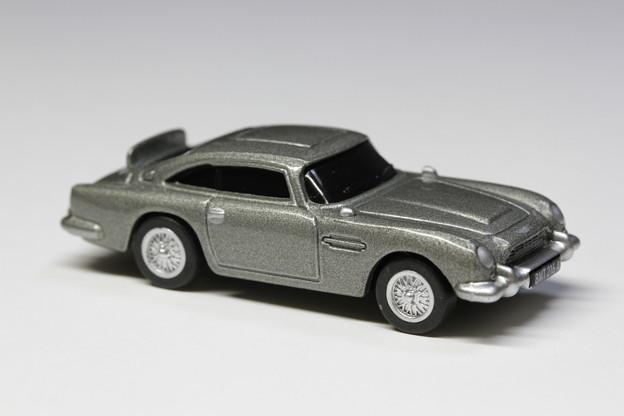 サントリーボス 007 JAMES BOND COLLECTION 1缶「Aston Martin DB5」 GOLDFINGER