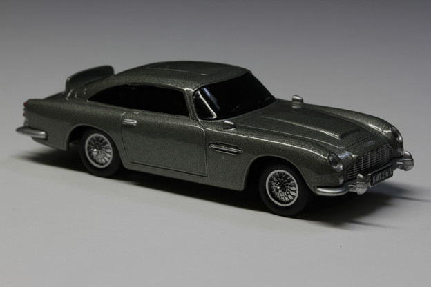 サントリーボス 007 JAMES BOND COLLECTION 2缶「Aston Martin DB5」 GOLDFINGER