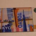 Photos: スターバックスカード(TOKYO)