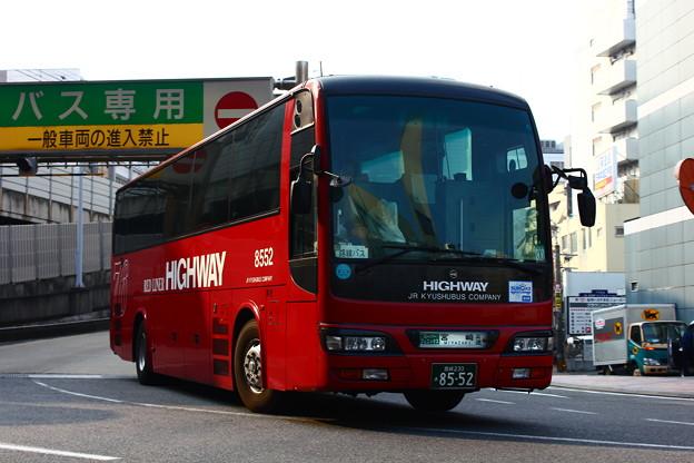 JR九州バス 宮崎230あ8552