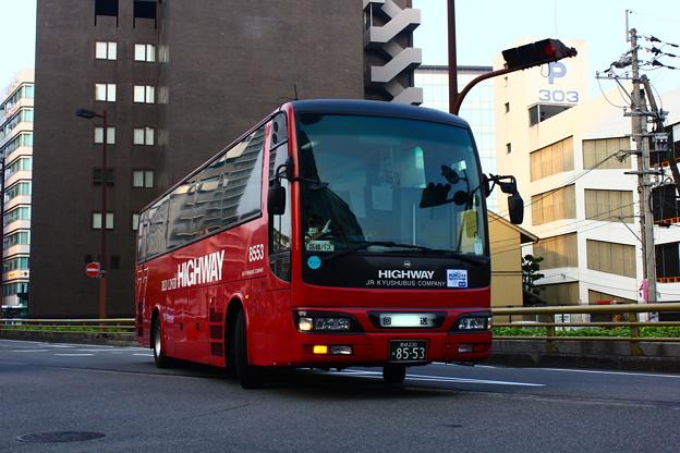JR九州バス 宮崎230あ8553