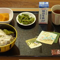 写真: 大晦日の夕食