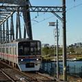 写真: 江戸川を越えて…(1)