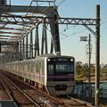 写真: 江戸川を越えて…(2)