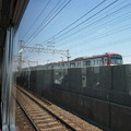Photos: 青砥駅を出て…