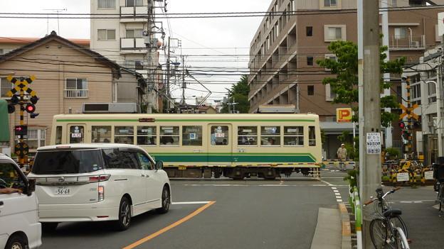 Photos: 地元の踏切?