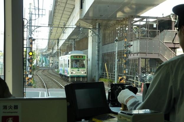 Photos: 都電荒川線の車窓から(1)