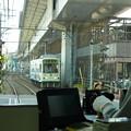 写真: 都電荒川線の車窓から(1)