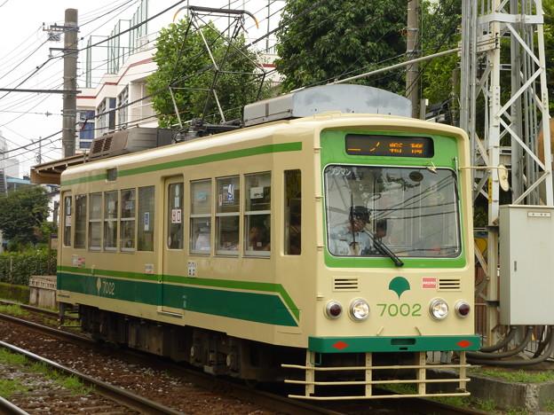 都電荒川線7002号車(2)