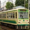 写真: 都電荒川線7002号車(2)