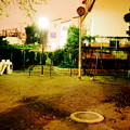 Photos: 夜の児童公園