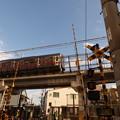 写真: アオゾラ電車