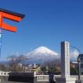 今日の富士山(2013/12/21)