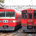 5954列車 と 3114列車