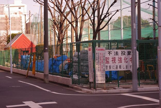山谷の玉姫公園