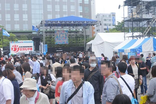 写真: TBC祭り