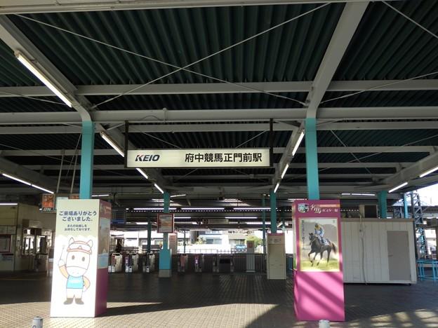府中競馬正門前駅(東京都府中市)