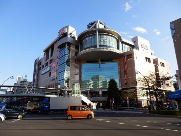 聖蹟桜ヶ丘駅(東京都多摩市)