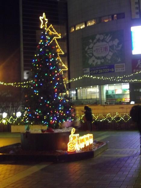 多摩センターイルミネーション(東京都多摩市)