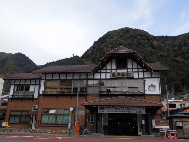 奥多摩駅(東京都奥多摩町)