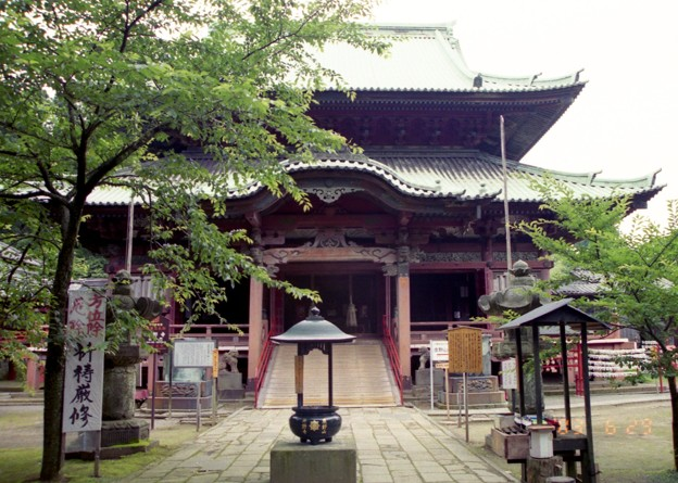 02神野寺本堂