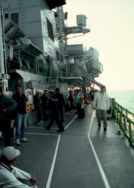 08522中央部甲板右舷N