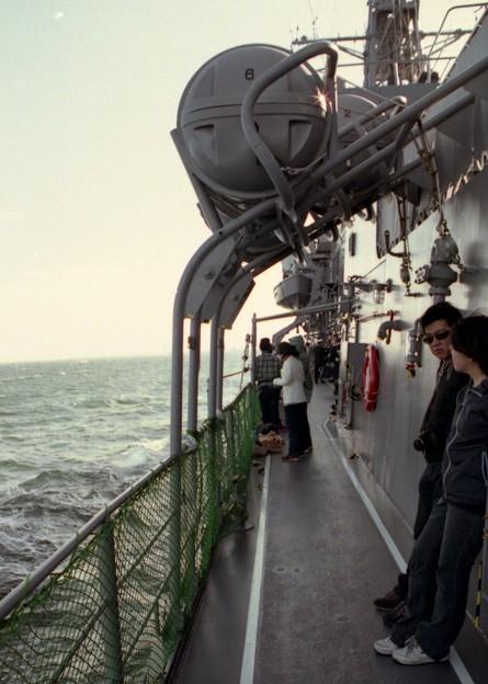 08531左舷後部通行帯N