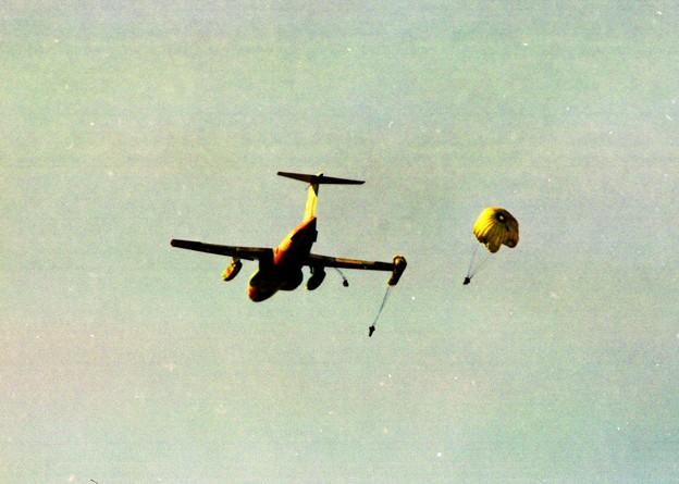 101ABC1 981029空挺降下