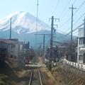 富士山全開