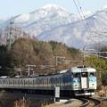 写真: 山岳列車(1)