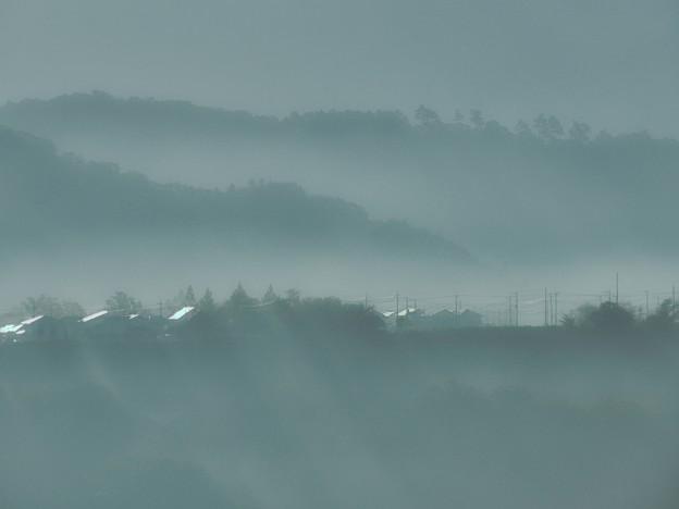 Photos: 山麓の朝