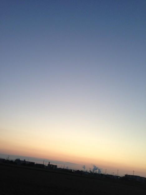 夜勤初日明けました☆