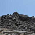 写真: 岩木山