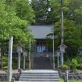 写真: 鳥海山大物忌神社・吹浦口之宮 下拝殿