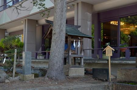 熊野大社・水神社