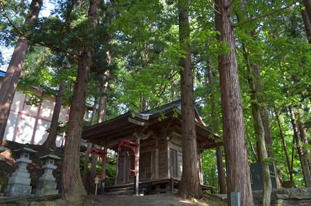 熊野大社・幸神社