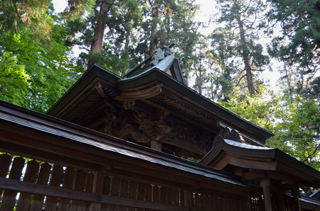 熊野大社・本殿本宮
